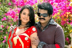 Anitha with Rithesh