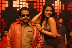 Rithesh with Rachana Mourya