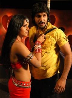 Rachana Mourya with Ramana