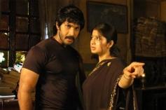 Sangeetha with Ramana