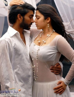 Aravindhan with Charmi