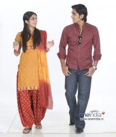 Siddharth & Shamili