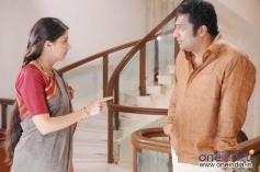 Prakash Raj with Bhumika Chawla