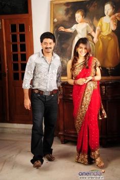 Kalyanram & Hansika Motwani