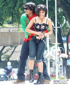 Manotej with Aditi Sharma