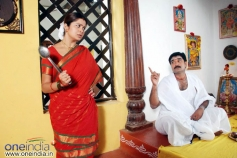 Rajeev Kanakala with Sangeetha