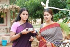 Sangeetha with Kalyani