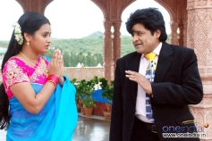 Kalyani with Ali