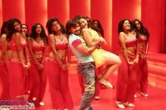 Vaibhav with Swetha Prasad
