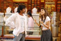 Vaibhav  with Gowri pandit