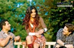 John Abraham, Katrina Kaif & Neil Nitin Mukesh