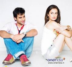 Jacky Bhagnani & Vaishali Desai in Kal Kissne Dekha