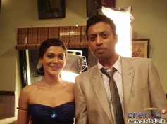 Irfaan Khan and Payal Rohatgi