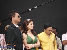 Rahul Bose, Irfaan Khan and Payal Rohatgi