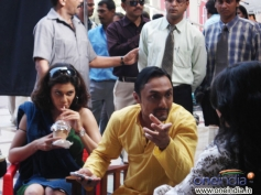 Rahul Bose and Payal Rohatgi