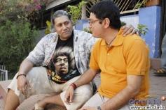 Vinay Pathak and Joy Fernandes