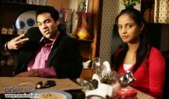 Abhay Deol and Neetu Chandra