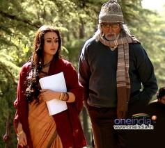 Preity Zinta & Amitabh Bachchan