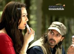 Preity Zinta & Arjun Rampal