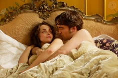 Christina Ricci and Robert Pattinson