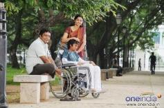 Prakash Raj, Akash Puri and Radhika Apte