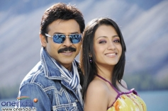 Venkatesh and Trisha