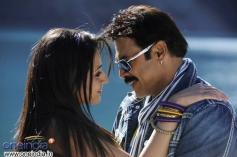 Trisha and Venkatesh