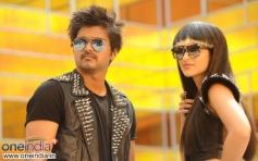 Vijay and Ileana D'Cruz
