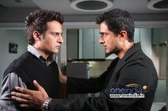 Jimmy Shergill and Sanjay Suri