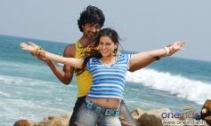 Aryan Rajesh and Shraddha Arya