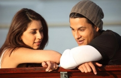 Amrita Puri and Kunal Khemu