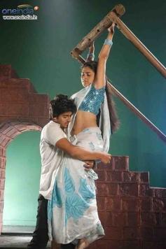 Vishnu & Manjalika