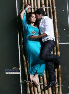 Shazahn Padamsee and Jai