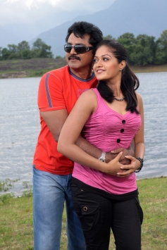 Sarathkumar, Meghna Raj