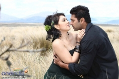 Hansika Motwani and Jayam Ravi