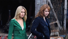 Anna Hutchison and Kristen Connolly