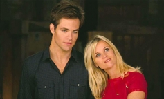Chris Pine and Reese Witherspoon