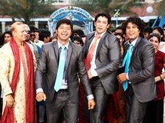 Shreyas Talpade, Muzammil Ibrahim, Rajeev Khandelwal