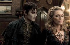 Johnny Depp, Michelle Pfeiffer