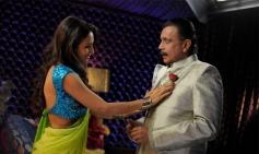 Malaika Arora, Mithun Chakraborty