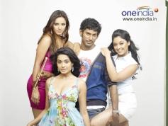 Vishal, Tanusri Datta, Neetu Chandra, Sara Jain
