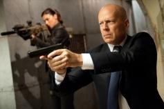 Adrianne Palicki, Bruce Willis