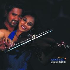 Nithya Menon and Asif Ali