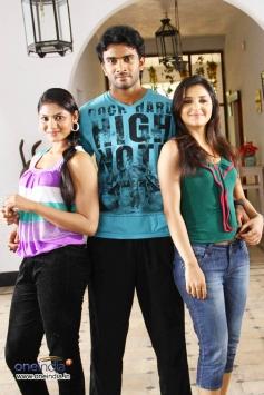 Siva, Sarayu, Shruti Reddy