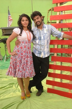 Anjali and Vimal