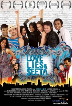 Love Lies & Seeta Poster