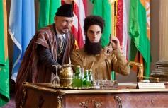 Ben Kingsley, Sacha Baron Cohen