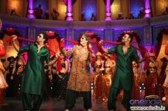 Abhishek Bachchan, Amitabh Bachchan, Ajay Devgn