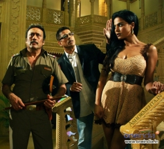 Jackie Shroff, Veena Malik