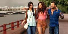 Diana Penty,  Deepika Padukone, Saif Ali Khan